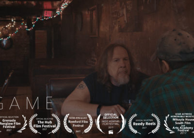 The Game - Film Festival Laurels